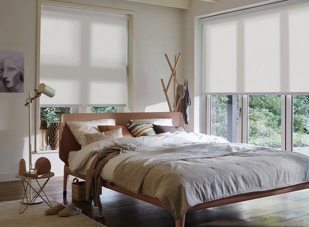 Alta performance: além de ecologicamente corretas, as cortinas e persianas regulam a entrada de luz e garantem o conforto térmico (Foto: Divulgação)
