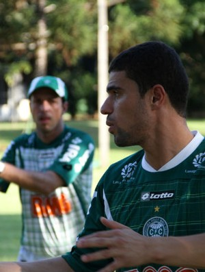 Leonardo, atacante do Coritiba (Foto: Divulgação / Coritiba)