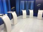 Candidatos à Prefeitura de Uberaba chegam para debate na TV Integração