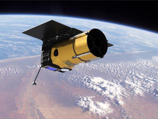 Ilustração de como seria o telescópio ARKYD (Foto: Planetary Resources/Divulgação/via Reuters)