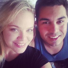 Paulinha Leite e o empresário Leonardo Duque Estrada (Foto: Instagram / Reprodução)