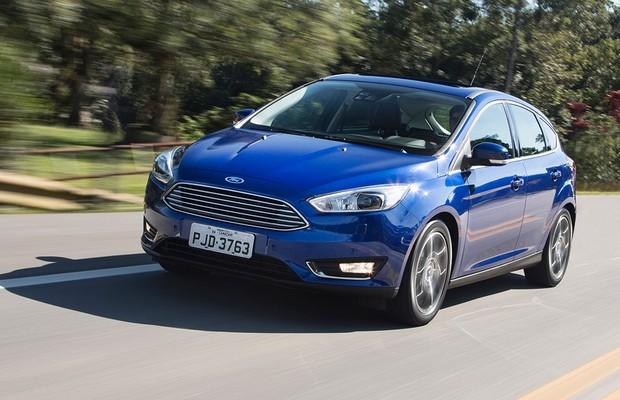 Ford Focus 2016 (Foto: Fábio Aro)