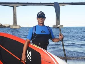 Guilherme é publicitário e morador de Vila Velha (Foto: Vitor Jubini/ A Gazeta)
