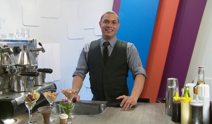 Thiago Vieira explica os diferentes sabores e preparos com grão no Mais Diário (Foto: Reprodução / TV Diário )