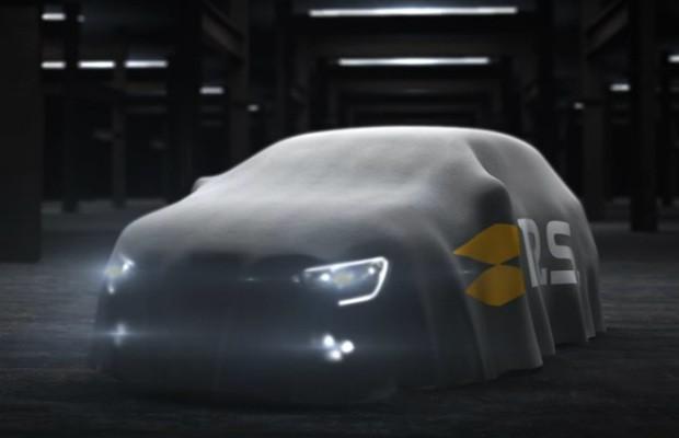 Novo Renault Megane RS (Foto: Reprodução)