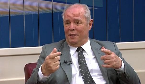 Bom Dia Paraná Segunda de Primeira Mário Negrão (Foto: Reprodução/ RPC TV)