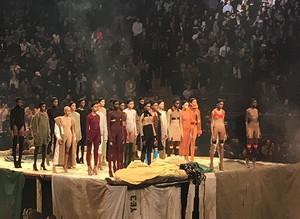 Kanye West: Veja tudo o que rolou no lançamento da coleção e do álbum em Nova York
