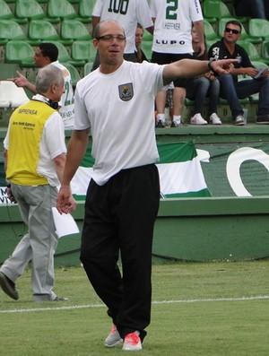 Rogério Corrêa, auxiliar técnico do JMalucelli (Foto: Dovulgação/GM Comunicação)