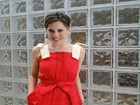 Depois da participação na 'Dança' Bárbara confessa: 'Não sei competir'