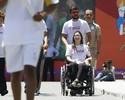 Condutora da tocha em São Paulo, Lais Souza convida fãs para as ruas