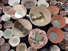 Palacete das Artes recebe exposição e bazar de cerâmicas