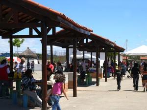 Parque Leon Feffer (Foto: Ney Sarmento / PMMC)
