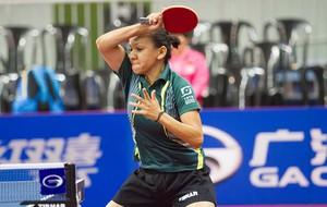 Ligia Silva tênis de mesa Brasil (Foto: Divulgação)