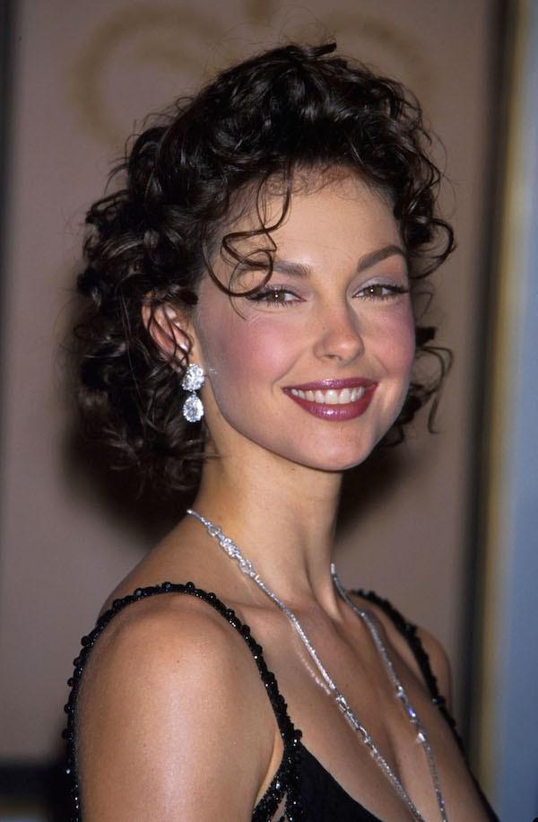 A atriz Ahsley Judd em foto do início de sua carreira (Foto: Getty Images)