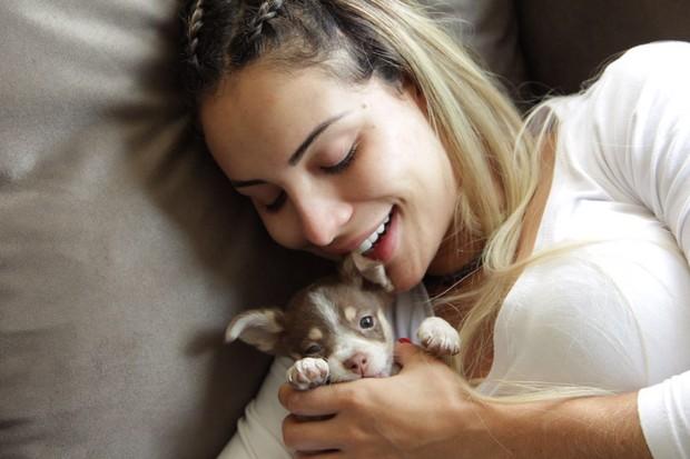 Aline Mineiro (Foto: Divulgação / MF Models Assessoria )