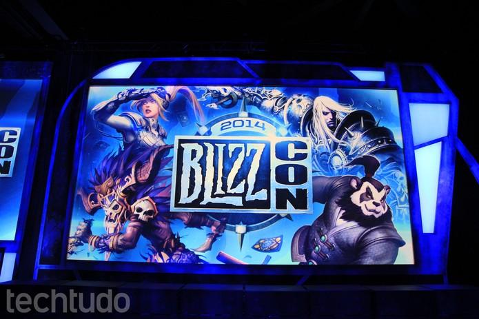 Blizzcon 2014 abriu suas portas ao público (Foto: Anna Kellen/ TechTudo)