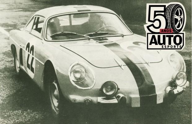 Primeiro teste de Autoesporte: Berlineta Interlagos é avaliada no autódromo homônimo (Foto: Autoesporte)