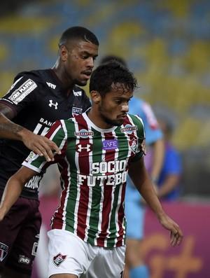 Gustavo Scarpa Fluminense x São Paulo