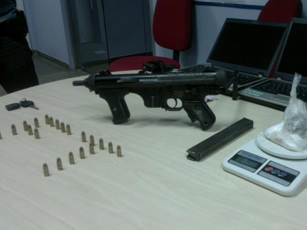 38 armas de fogo foram apreendidas durante as operações no Amazonas (Foto: Divulgação/SSP-AM)