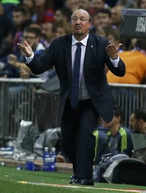 Rafa Benítez Atlético de Madrid x Real Madrid (Foto: Reuters)