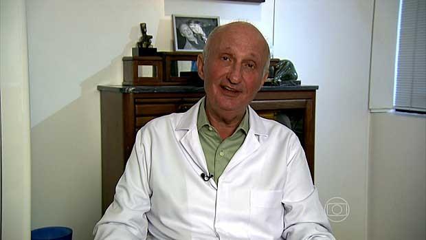 O endocrinologista Alfredo Halpern, consultor do Bem Estar (Foto: Reprodução/TV Globo)