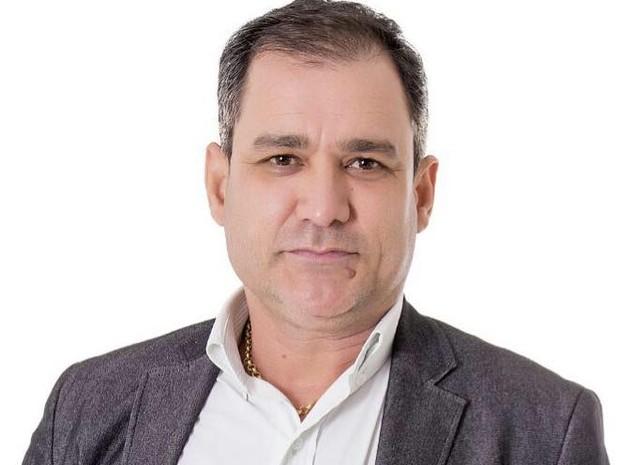 Valmir Pereira de Souza, 46 anos, foi encontrado morto em motel (Foto: Arquivo Pessoal)