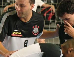 schumacher ala do futsal do corinthians (Foto: Divulgação)