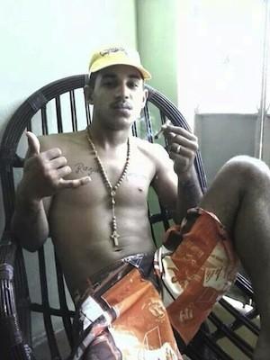 Matheus Roger da Silva, de 20 anos, foi morto nesta segunda-feira (29) em Parnamirim (Foto: Divulgação/Polícia Militar)