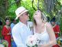 Wesley Safadão e Thyane Dantas renovam votos de casamento