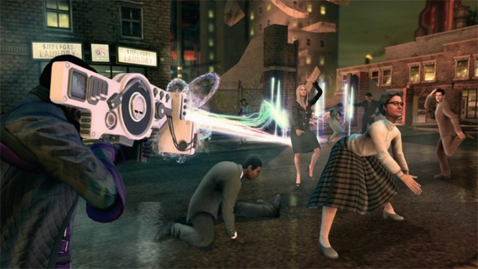Saints Row 4 é uma das ofertas na Xbox Live (Foto: Divulgação/THQ)
