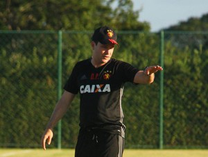 Daniel Paulista Sport (Foto: Williams Aguiar/Sport Club do Recife)