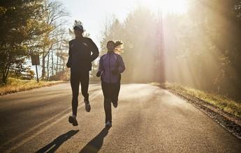 Prática esportiva no frio intenso não é recomendada e gera riscos à saúde