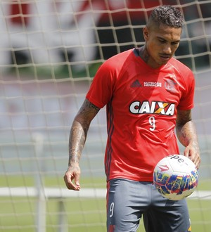 Guerrero - Flamengo (Foto: Gilvan de Souza / Flamengo)