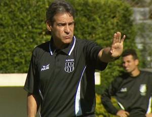 Carpegiani, técnico da Ponte Preta (Foto: Carlos Velardi/ EPTV)
