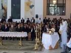 Celebrada pelo padre Marcelo, missa de adeus a Hebe reúne amigos e fãs