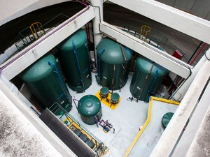 Shopping Plaza Sul, em São Paulo, trata o próprio esgoto e produz 2,5 milhões de litros de água de reúso por mês