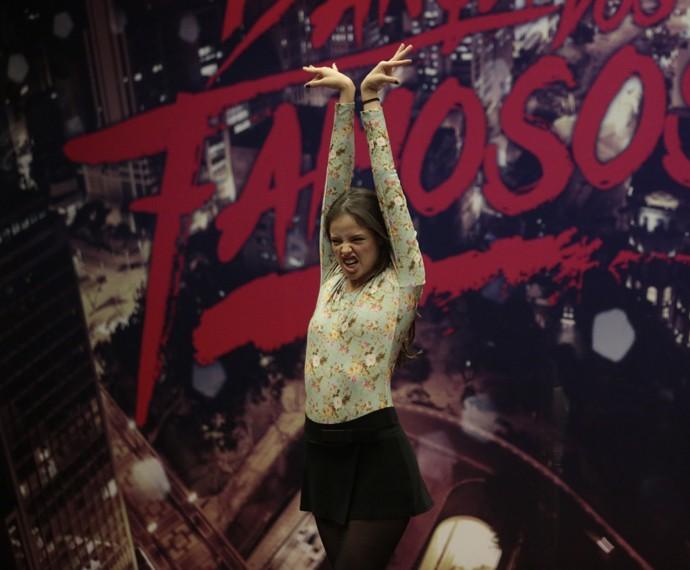 Agatha Moreira arrasa nas caras e bocas em ensaio do Dança dos Famosos (Foto: Felipe Monteiro/Gshow)
