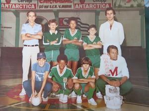 Especial Dener - Time Vila Maria (Foto: Reprodução)