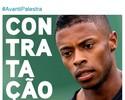 Palmeiras anuncia contratação de Michel Bastos, ex-São Paulo