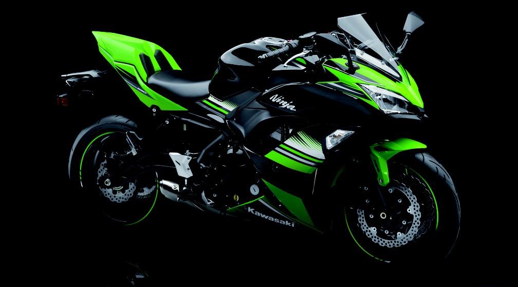 Kawasaki Ninja 650 2018 (Foto: Divulgação)