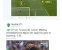 Lance polêmico gera troca de provocações entre Porto e Sporting