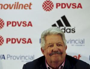 Rafael Esquivel presidente Federação Venezuela Futebol indiciado Fifa