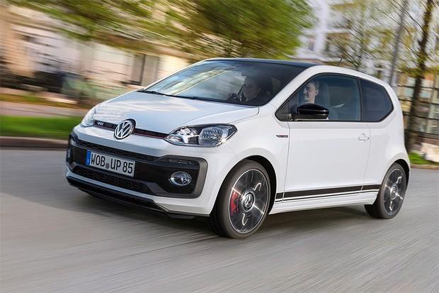 Volkswagen up! GTi (Foto: Volkswagen)