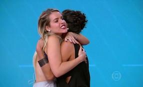 Sucesso! Monique e Tatiane se mantém na liderança da competição
