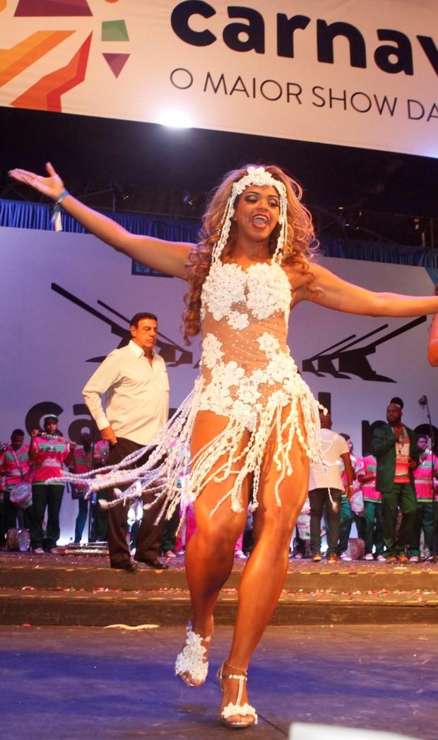 Bianca Monteiro (Foto: Anderson Barros/EGO)