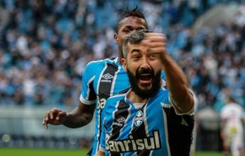 Bruno Henrique, Robinho e Douglas. Vote na jogada mais bonita da rodada