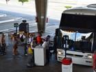 Movimento na rodoviária de Aracaju é intenso no carnaval