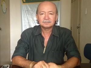 Coordenador do ICPet, Edivaldo Bernardo. (Foto: João Machado/G1)