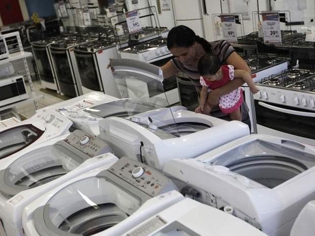 Vendas no comércio brasileiro (Foto:  REUTERS/ Nacho Doce)