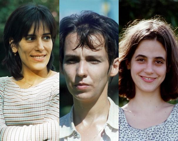 Lembra de Gloria Pires, Ana Beatriz Nogueira e Mariana Lima em O Rei do Gado?  (Foto: CEDOC Globo)
